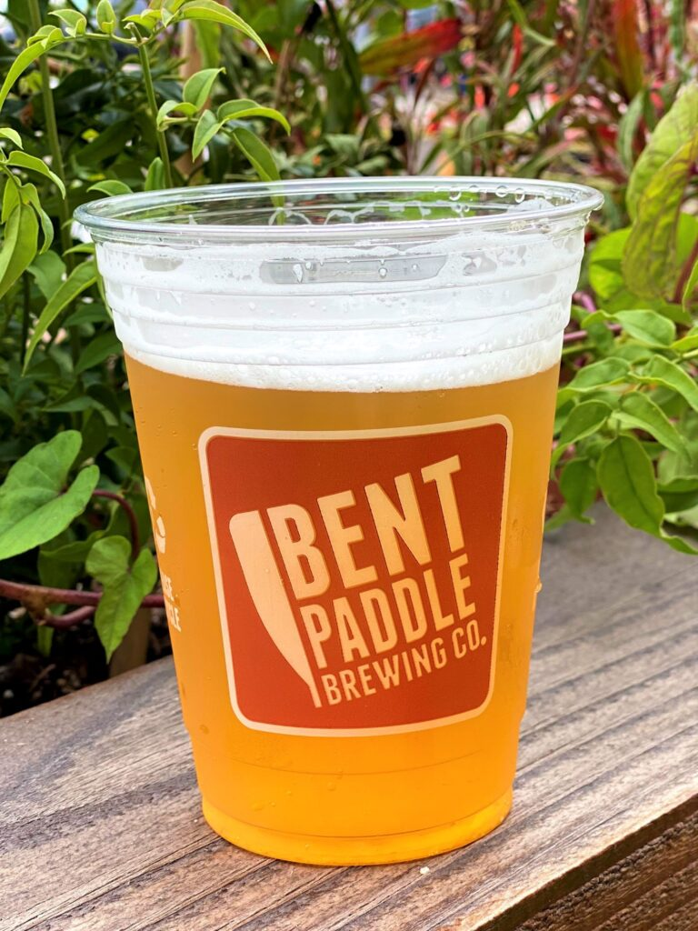 Bent Paddle Beer