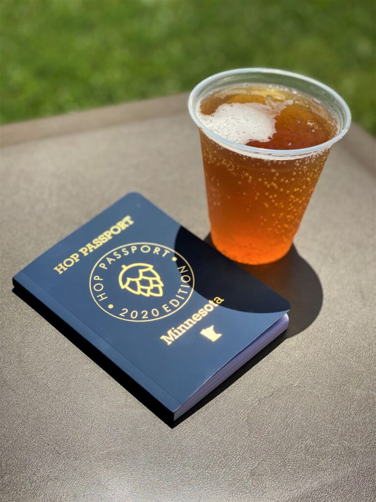 Hop Passport_MN with beer glass