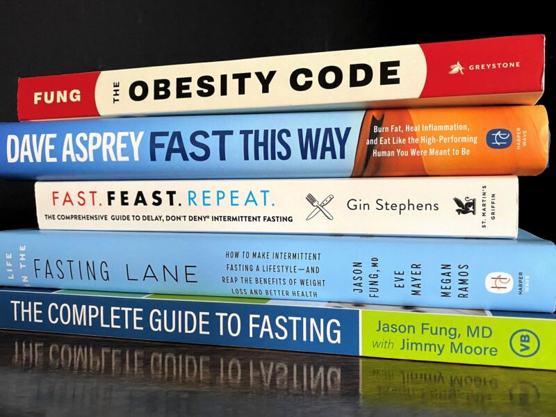 Best Books on Fasting 2021