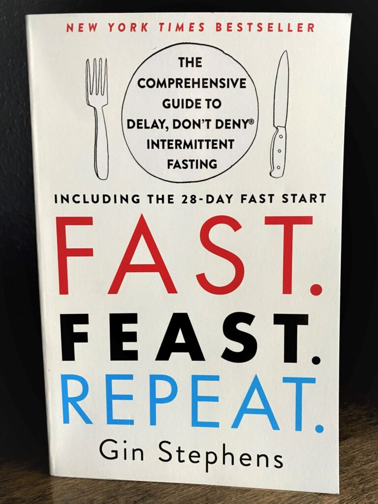 Fast Feast Repeat by Gin Stephens_Cover