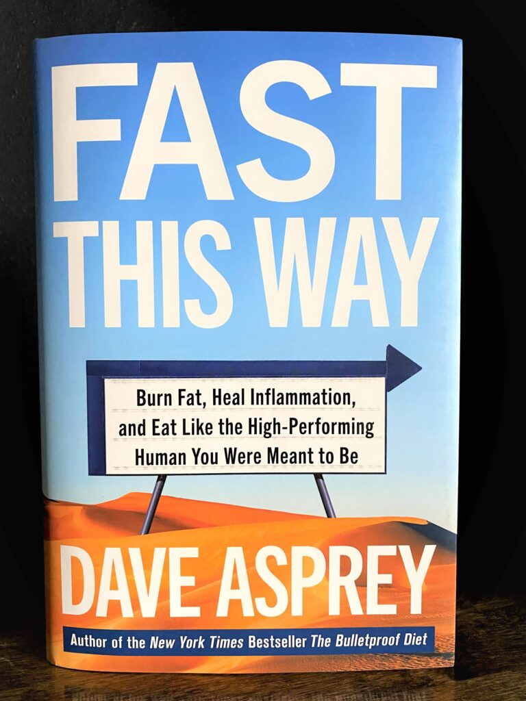 Fast This Way by Dave Asprey_Cover