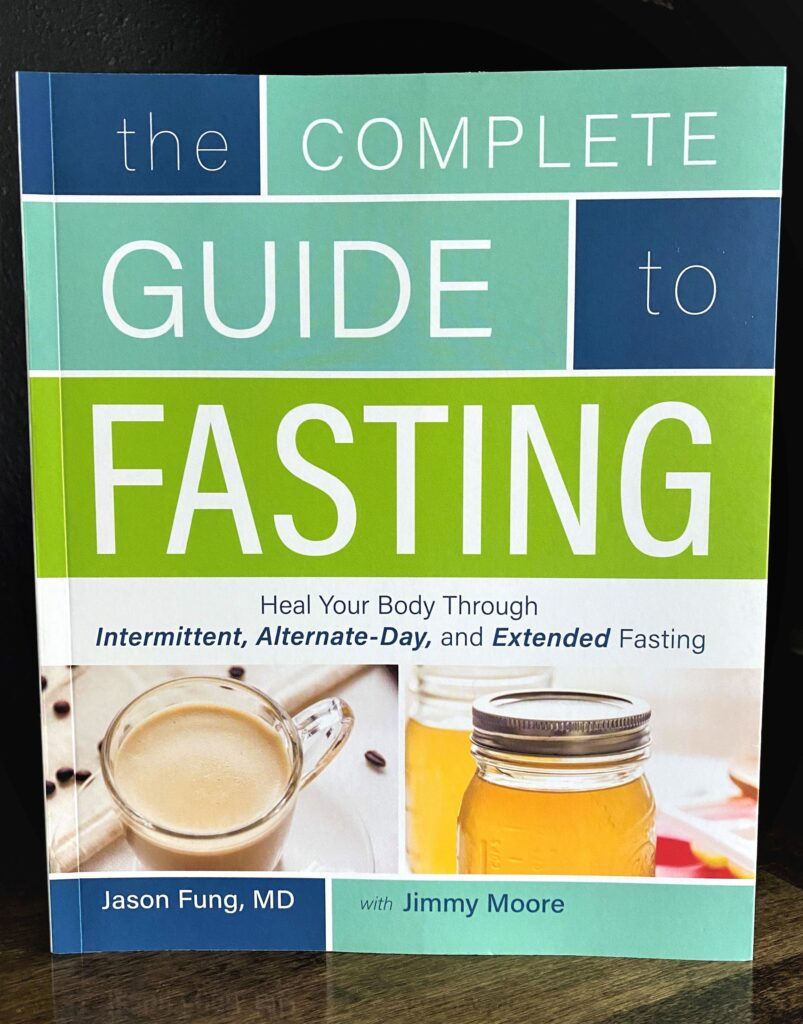 The Complete Guide to Fasting_Cover