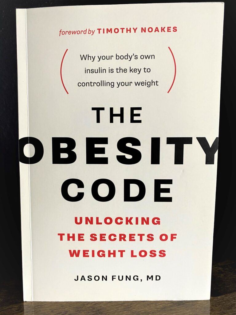 The Obesity Code by Dr Jason Fung_Cover